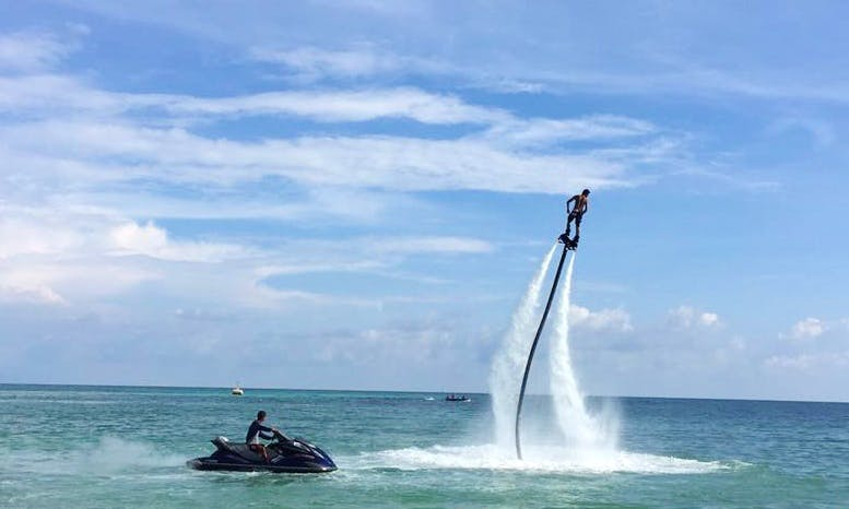 Enjoy Ko Samui, Thailand and Try Flyboarding!