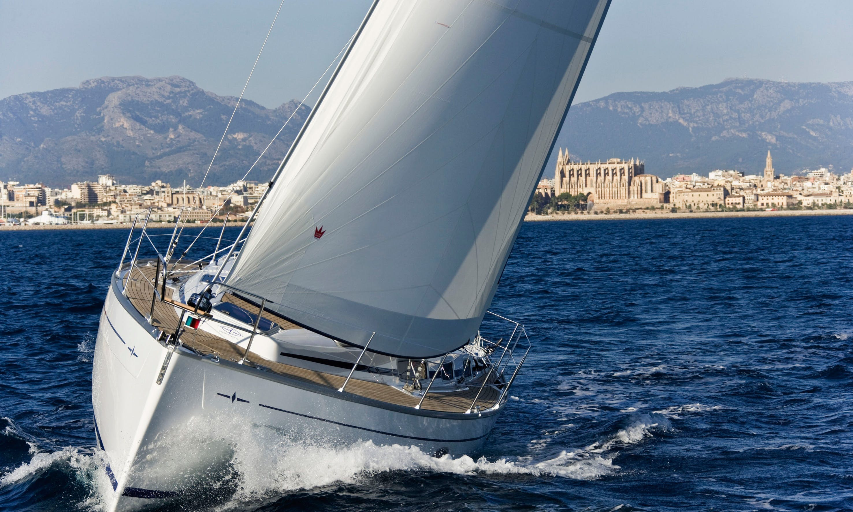 Sailing Charter On 31ft Rizzardi Avallone Duck Cruising Monohull In Sorrento, Italy