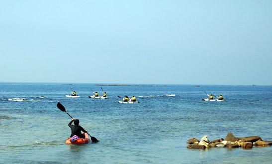Kayak In Andalucía