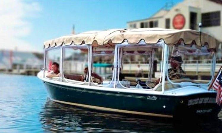 Chartered Boat Cruises In Newport Beach