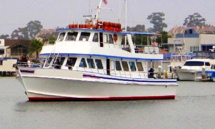 Ocean Explorer Cruise Ship Rental, Newport, CA