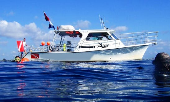 Scubatyme Diving Boat In Fort Lauderdale