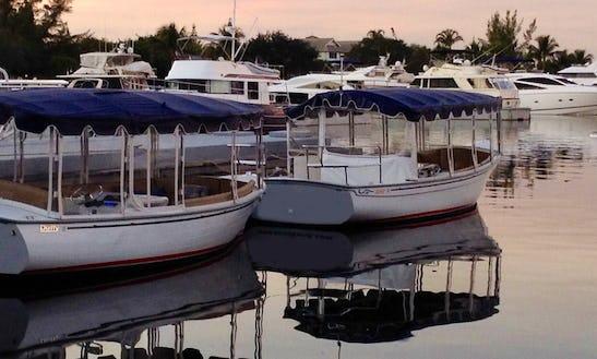Enjoy 'ecoboats 18' For Rent In Fort Lauderdale