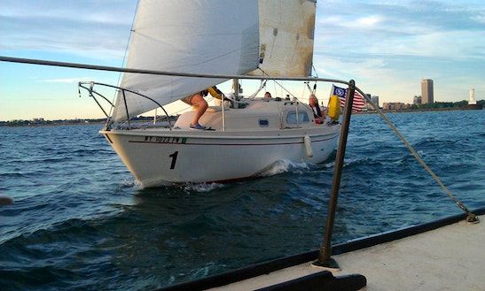 26' Cruising Monohull Rental In Buffalo, New York