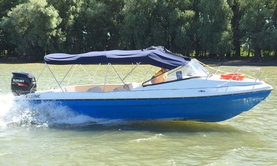 Charter A Speedboat In Tulcea, Romania For Up To 16 People