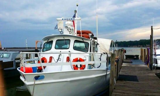 Scuba Diving Yacht Charter In Westfield