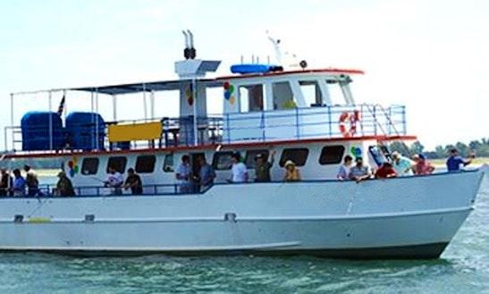 60' Sport Fisherman Charter In St Joseph, Mi