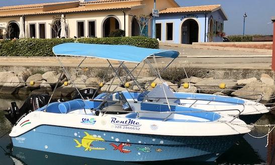 Tropea Porto Turistico, Pontile N.1 - Uffici Sea Sports