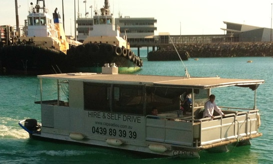 Pontoon Rental In Darwin