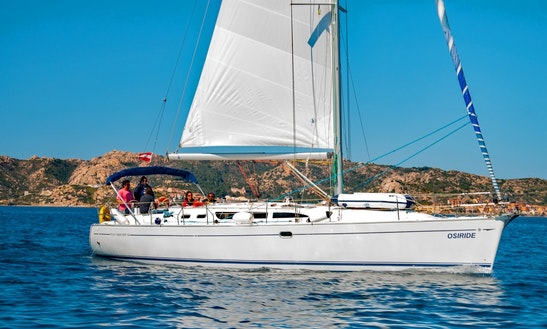 Charter A Cruising Monohull In Palau, Italy