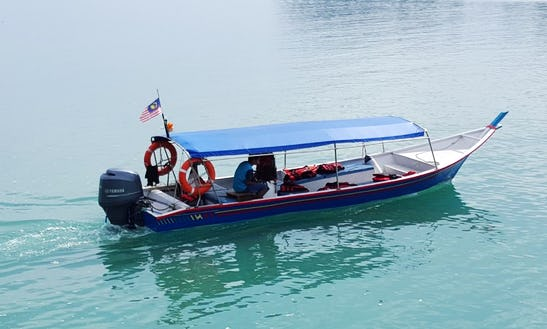 Charter A Canal Boat In Langkawi For 4 Hours At 330 Myr