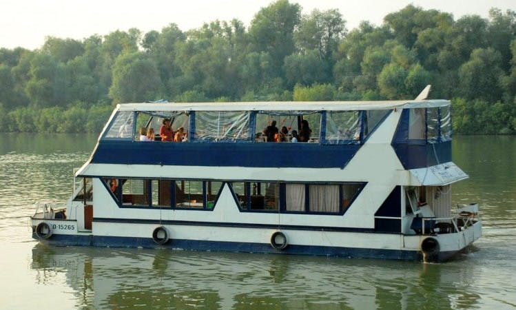 Enjoy Sightseeing in Beograd, Serbia on Duck Passenger Boat
