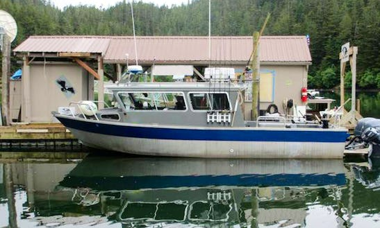 7 Days Fishing Expedition With Professional Guide In Elfin Cove, Alaska