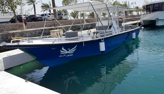 Center Console Captained Fishing Charter In Abu Dhabi