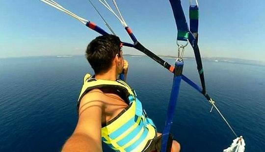 Parasailing Trips In Trogir, Croatia