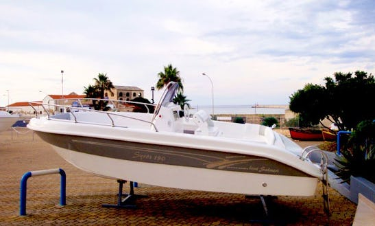 Center Console Rental In Milazzo