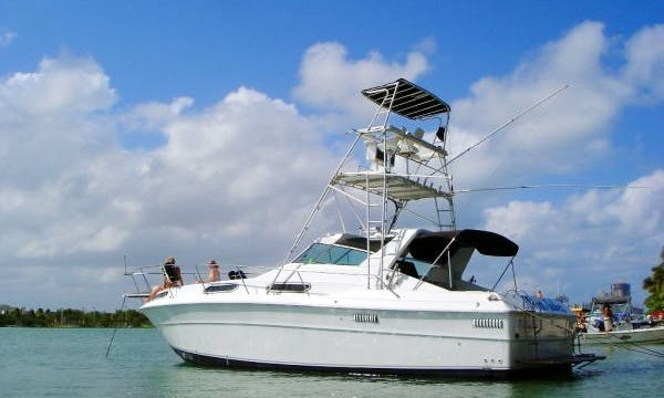 Fishing, Snorkeling, Cruising the Caribbean Sea at Hopkins Belize