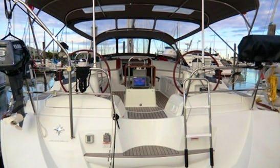 Jeanneau 42 Ds Sailing Yacht In Comox