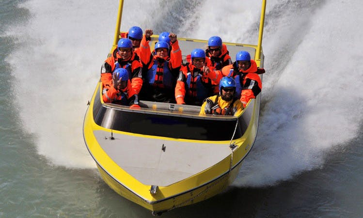 The Ultimate Iceland River Jet Adventure