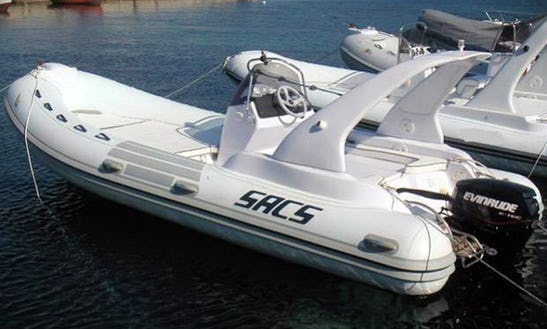 Castellammare Del Golfo Rib Charter - Italy