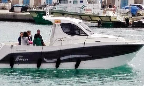 Motor Yacht Rental In Carboneras