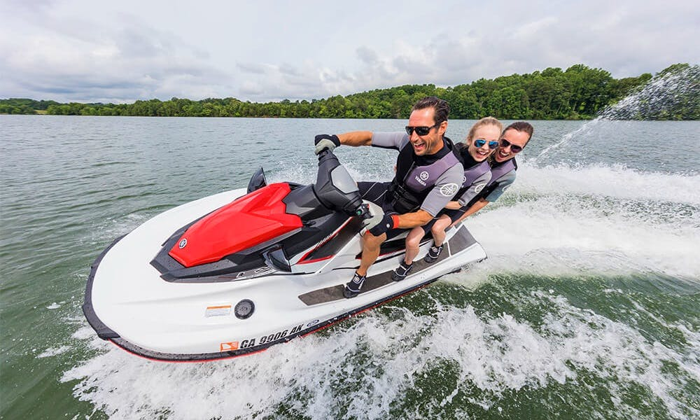 3 Seater Yamaha EX Sport Jet Ski for Rent in Henderson, Nevada