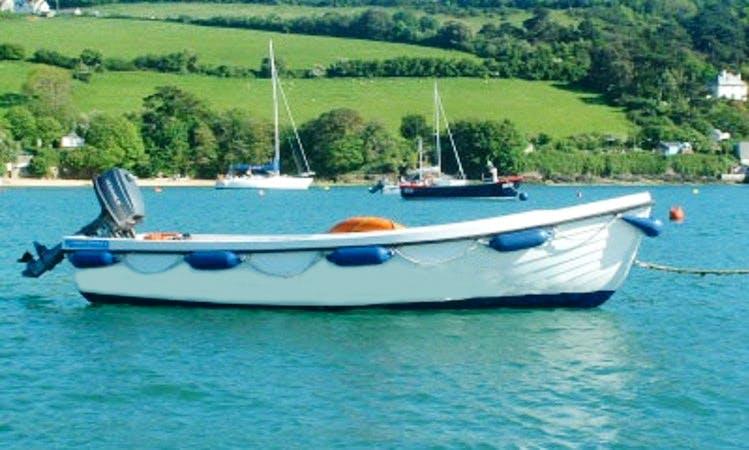 Boat Hire In Salcombe