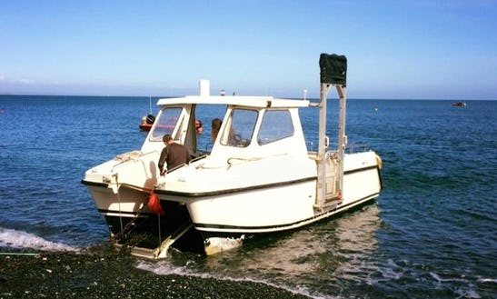 Diving Boat Trips On