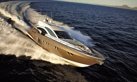 Charter A 68' Sessa C68 Power Mega Yacht In Muğla, Turkey