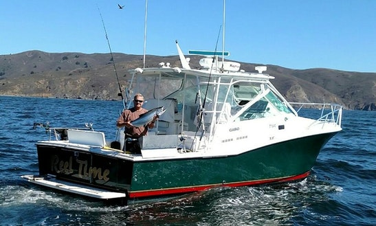 San Francisco Fishing Charter With Captain Phil