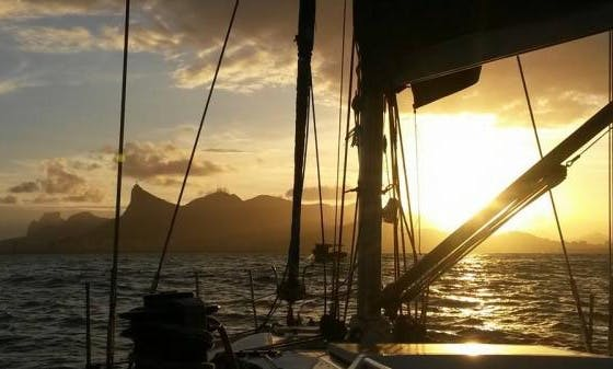Daysailer Sagarana Rental in Rio de Janeiro