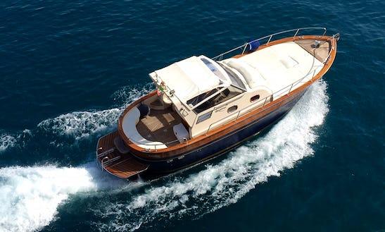 Charter A Motor Yacht In Santa Marina Salina, Italy