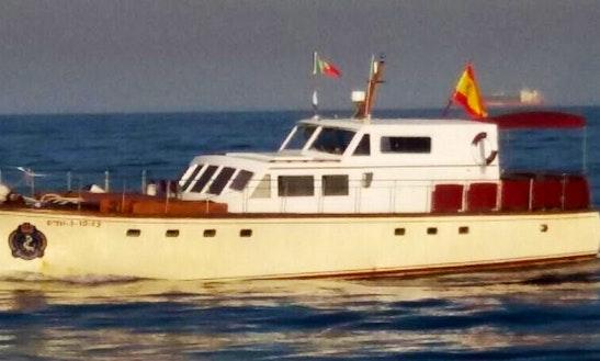 19 Meters Vintage Gentleman Yacht - Oporto