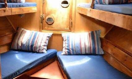 19 meters Vintage Gentleman Yacht - for rent at Oporto Portugal