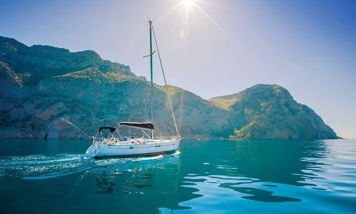 Cruising Monohull rental in Fregene, Sardinia