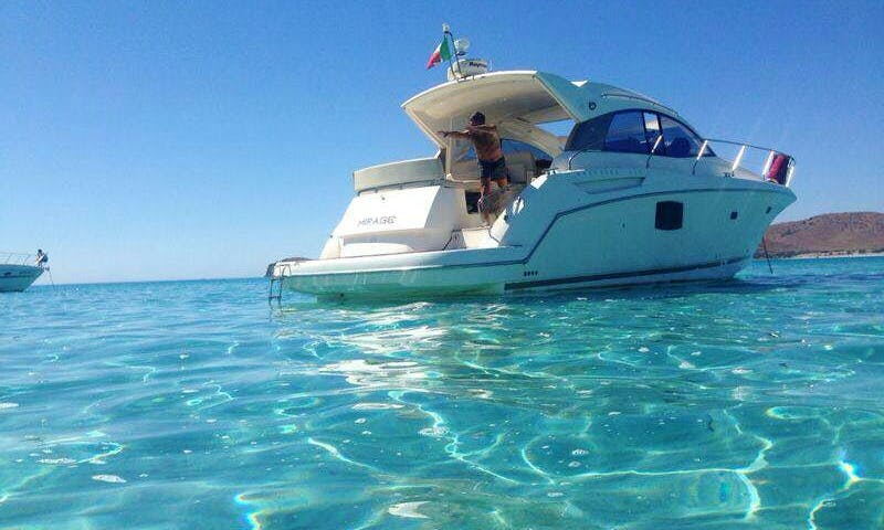 Yacht for Day Charter and Overnight in Villasimius, Sardinia