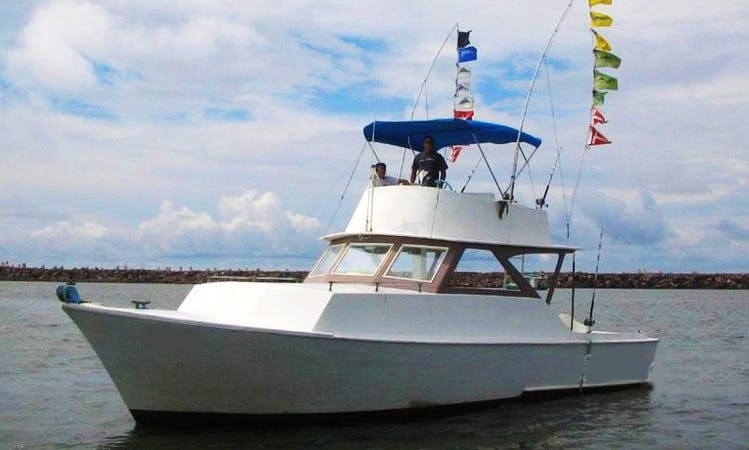 ''Paty 31'' Sport Fisherman Charter in Portugal