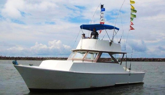 ''paty 31'' Sport Fisherman Charter In Portugal