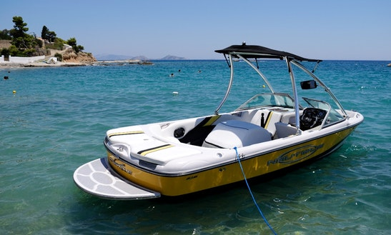 Charter A Inbord Propulsion In Nisi, Greece