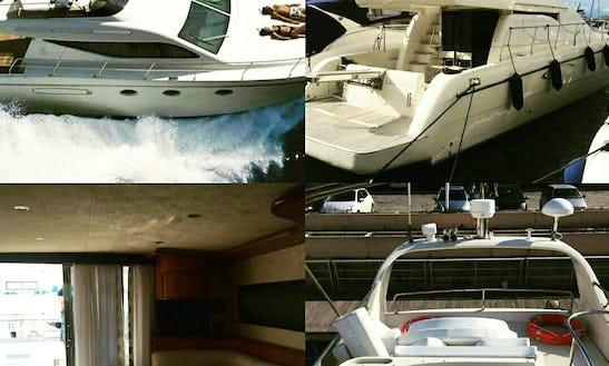 Sleep Aboard Our Motor Yacht In Villasimius
