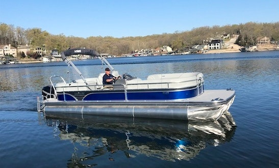 Pontoon Rental In Lake Ozark