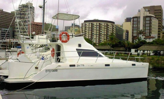 34' Ravin Power Cat In South Africa