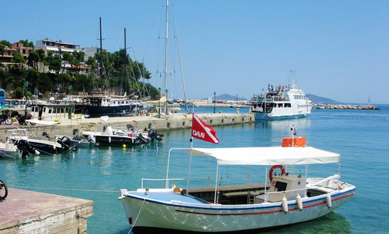Try Diving In Sporades