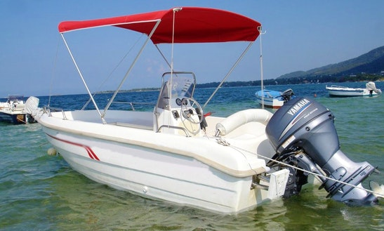 18' Dream Powerboat In Chalkidiki
