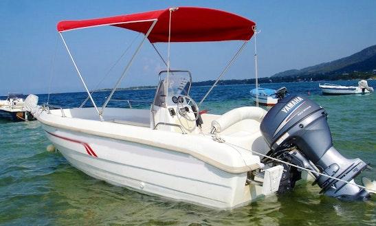 18' Dream Powerboat In Chalkidiki