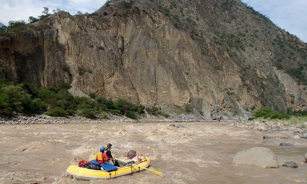 Marañón rafting tour (Lower Grand Canyon)