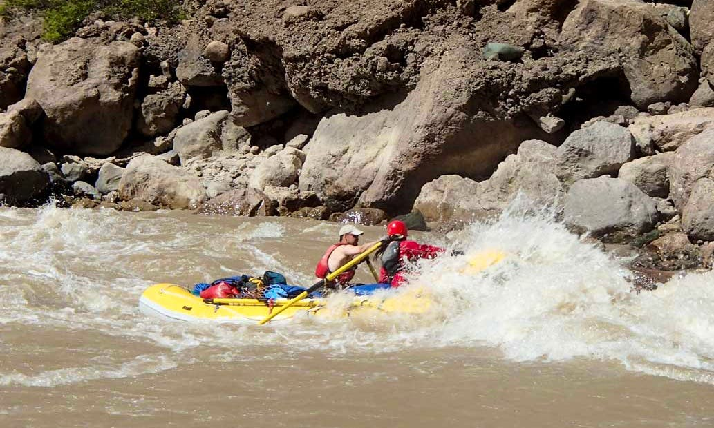 Marañón rafting tour (Lower Grand Canyon)