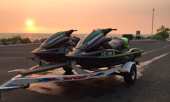 Jet Ski Rental In Glenbrook, Nevada