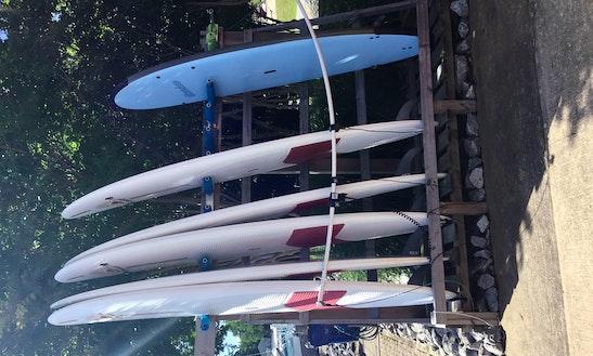 Paddleboard In Woodbridge