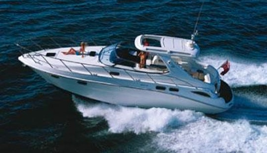 Motor Yacht Rental In North Miami